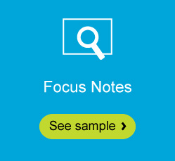 Focus Notes samples